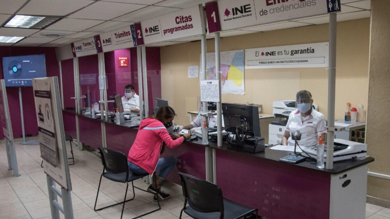 Módulos del INE Puebla reciben sin cita para trámite de primera vez o cambio de domicilio