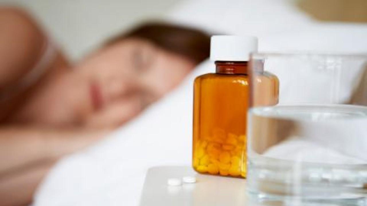 Desventaja del uso de fármacos para dormir