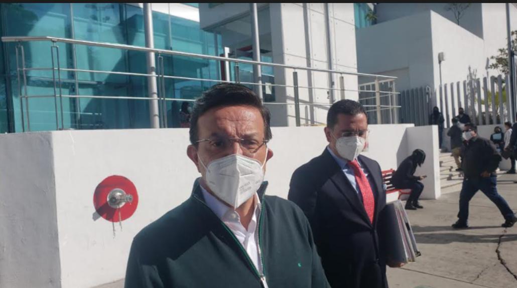 Dos de sus ex regidores panistas denunciaron a Eduardo Rivera ante la FGE por presunto daño patrimonial por 37.5 mdp