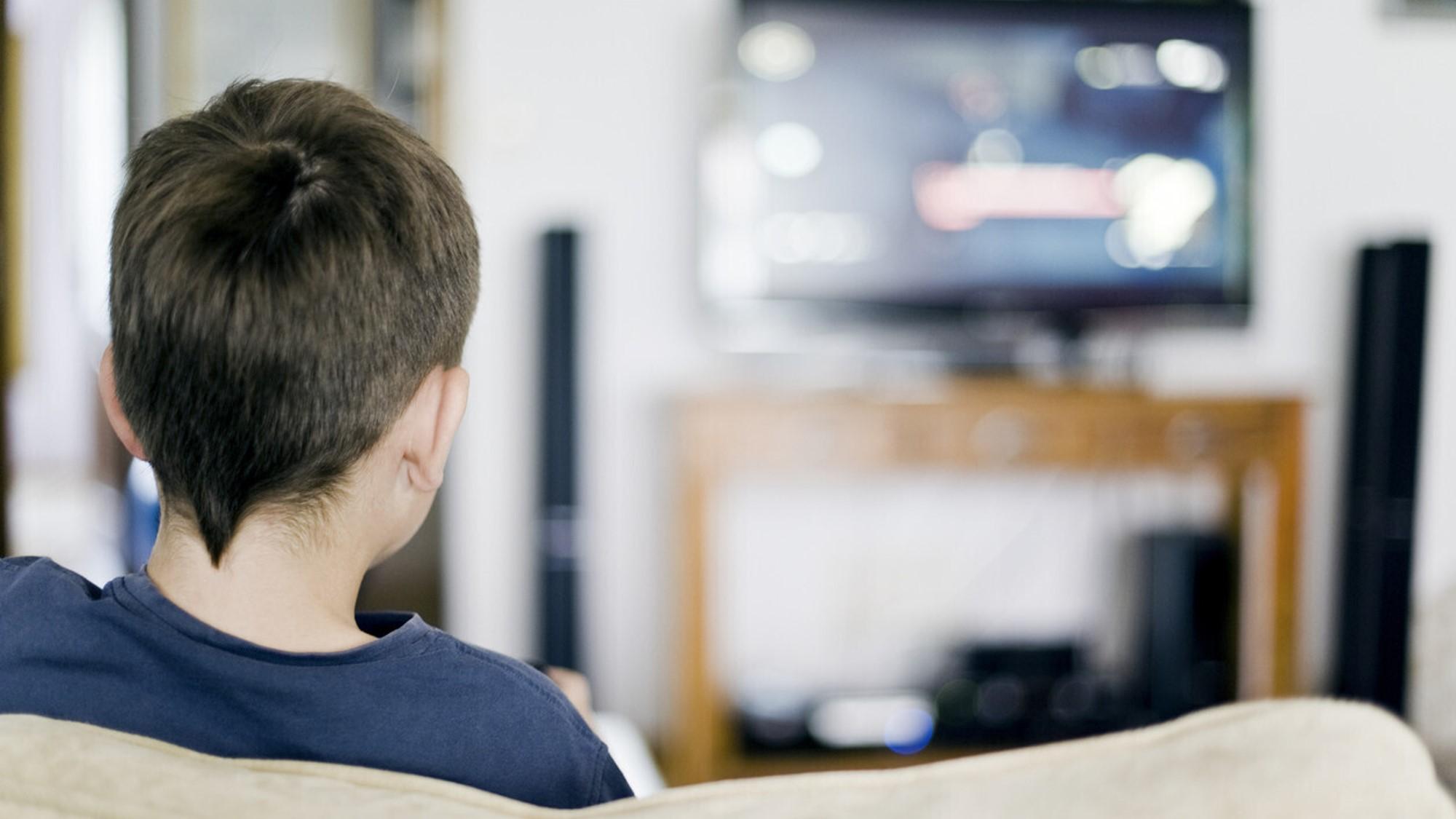 'Binge-watching' infantil: ¿más adicción, menos capacidad de control?