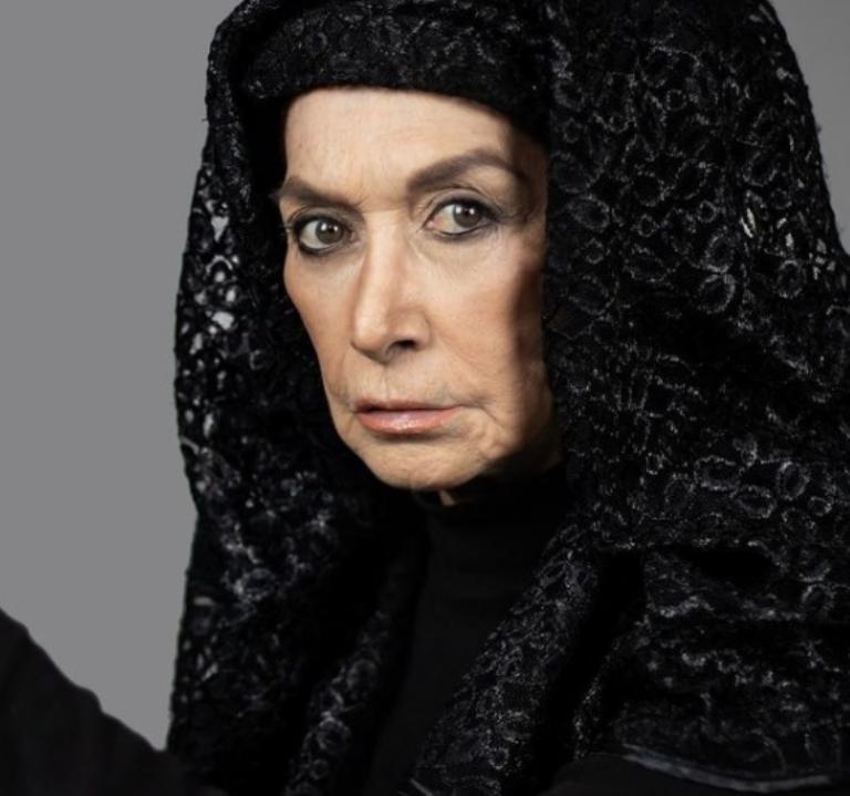 Trascendió a la eternidad del histrionismo la reconocida actriz Lucía Guilmáin