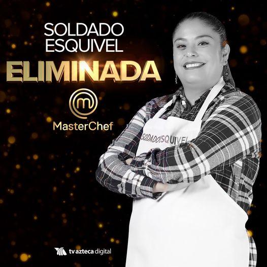 """La chiapaneca Diana Esquivel fue eliminada de """"MasterChef"""""""