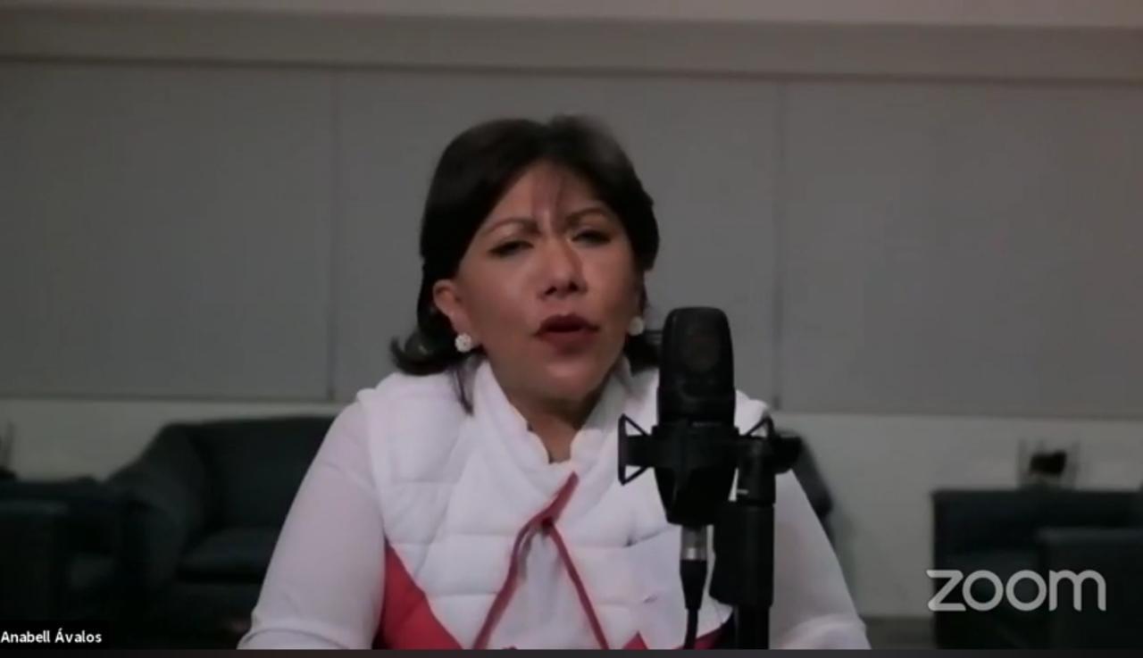 Militancia de PS concede apoyo a Anabell Ávalos