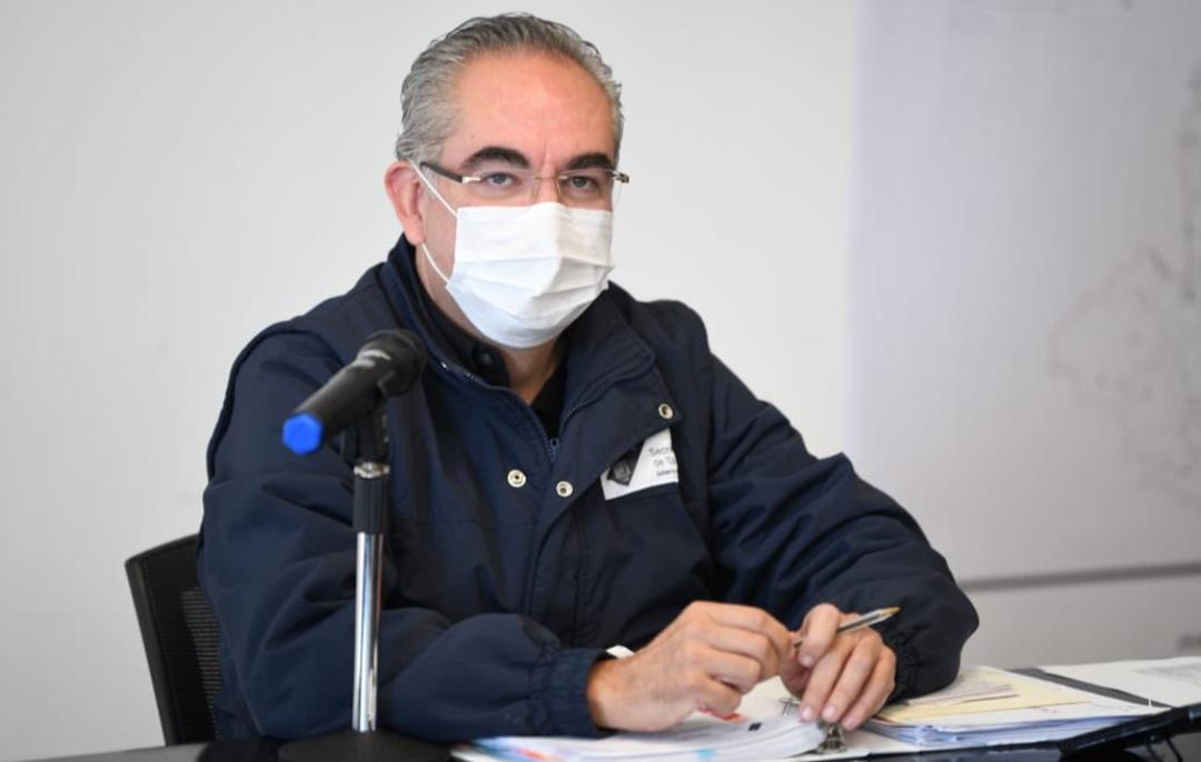 Video desde Puebla: Reporta la Secretaría de Salud 37 defunciones por coronavirus este jueves