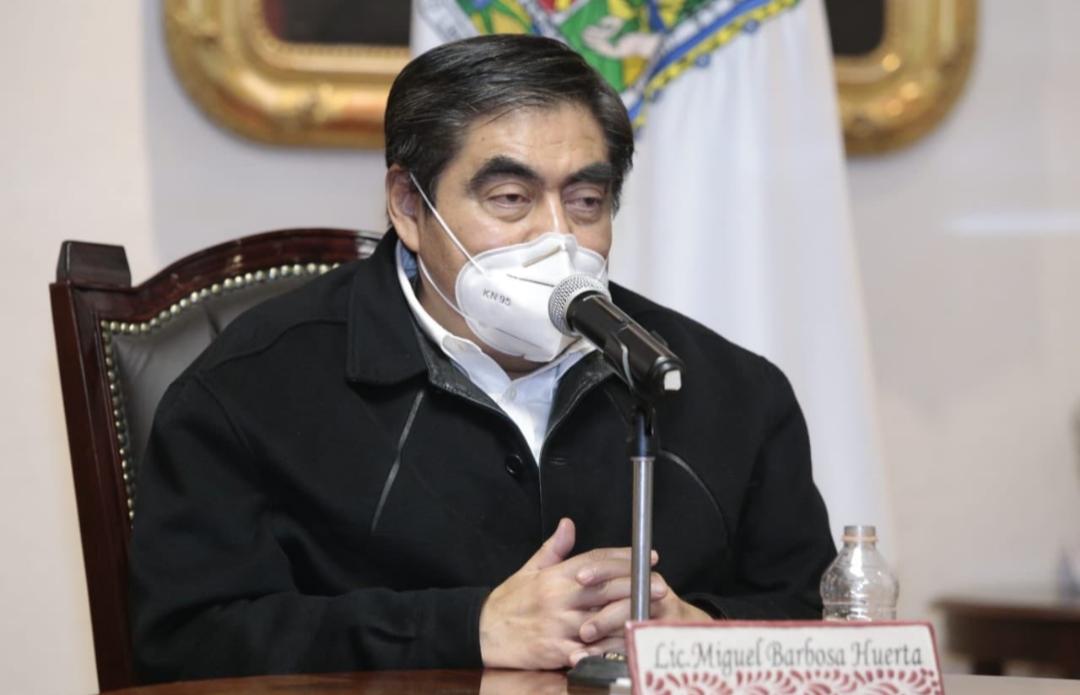 Video desde Puebla: Gobernador Barbosa pidió a la Profeco evitar abusos en el precio del gas