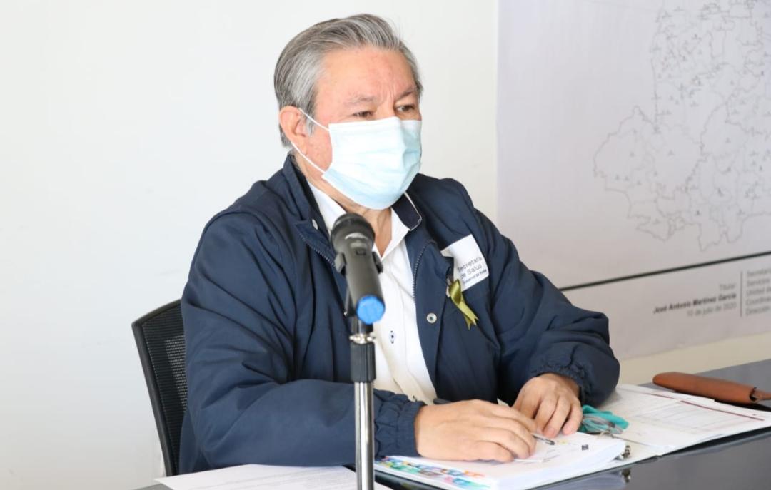 Video desde Puebla: Reporta la Secretaría de Salud decesos de 28 poblanos más por coronavirus en solo 24 horas y van 8 mil 952