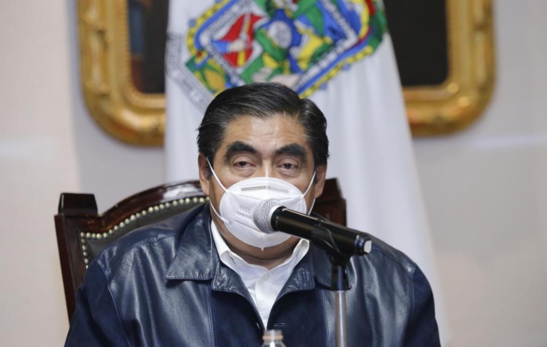 Video desde Puebla: Gobernador Barbosa asegura que emitirá opiniones con censura durante las elecciones