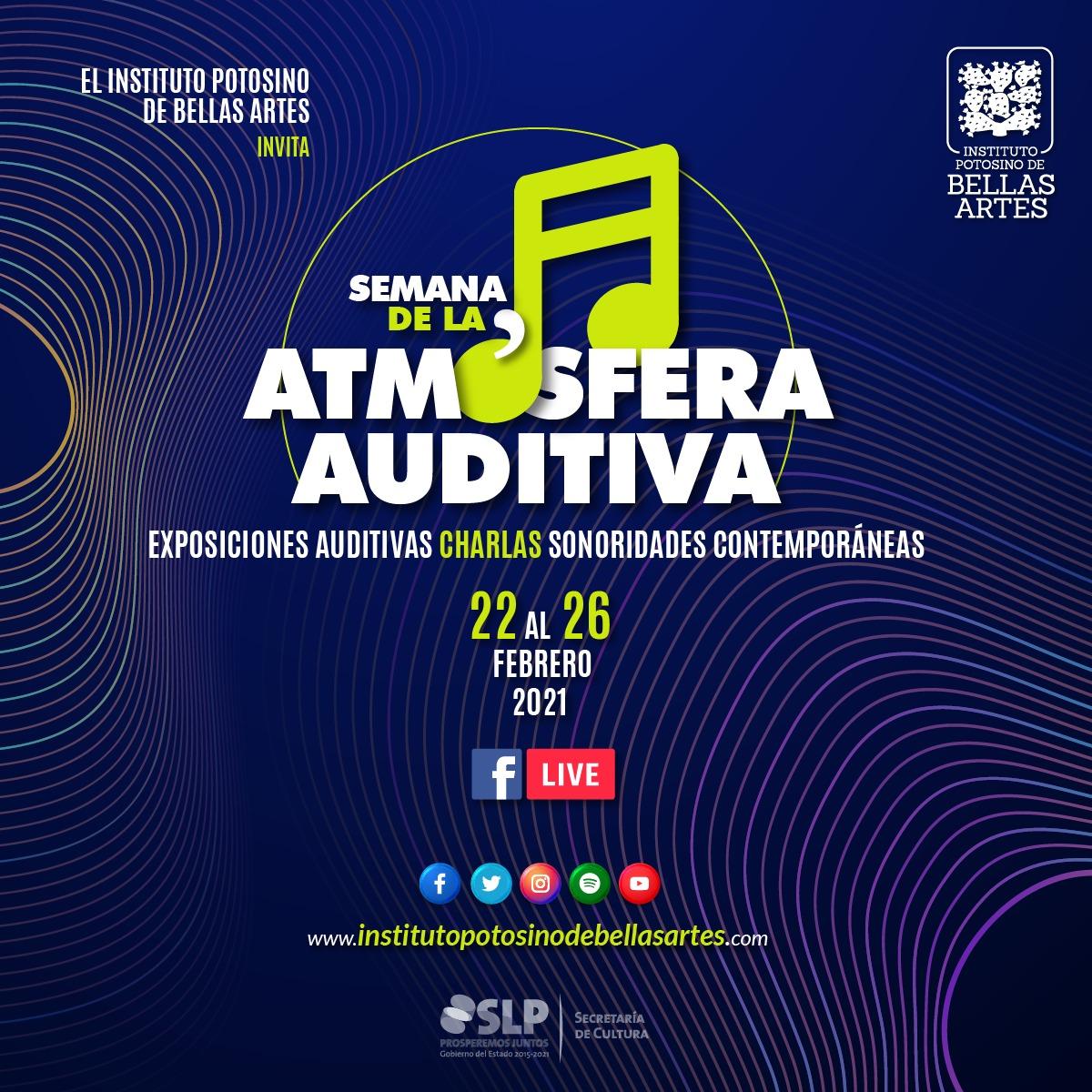 Semana de la Atmósfera Auditiva en el IPBA