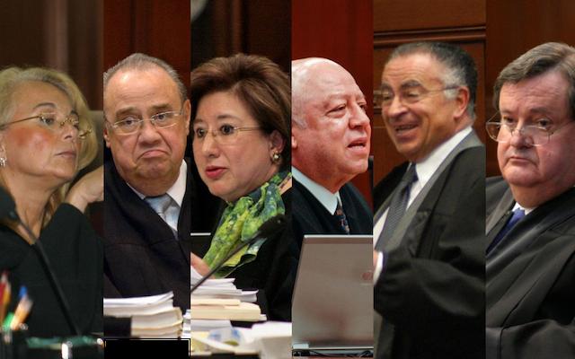 Seis ministros, entre ellos Sánchez Cordero, votaron que no quedó demostrada la violación grave a derechos de Lydia Cacho; aquí sus argumentos