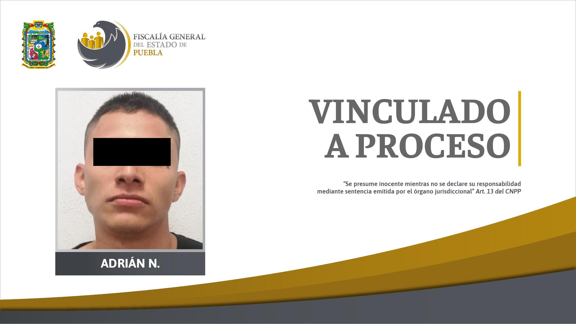 Presunto narcomenudista de Izúcar en prisión