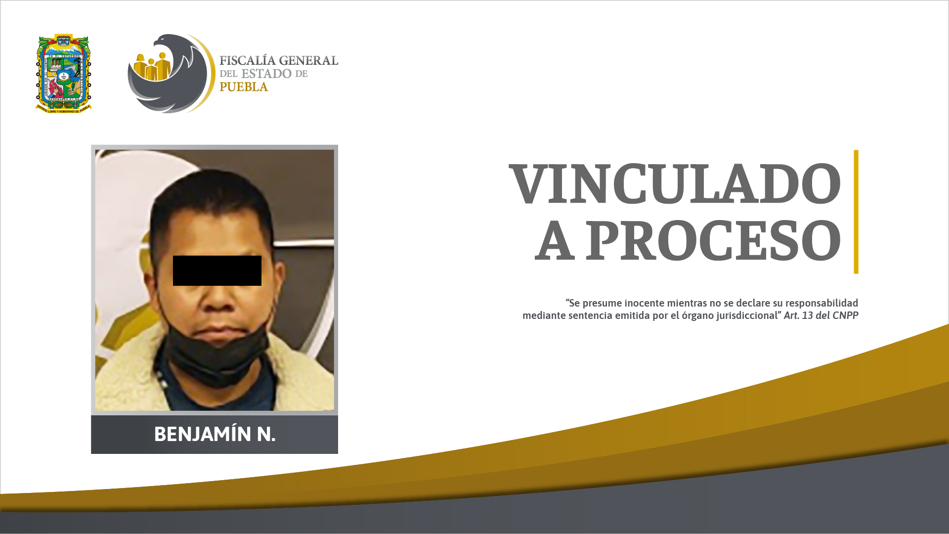 A la cárcel por cercenarle dos dedos a su vecino, que no quería bajar el volumen de la música en Cuautlancingo