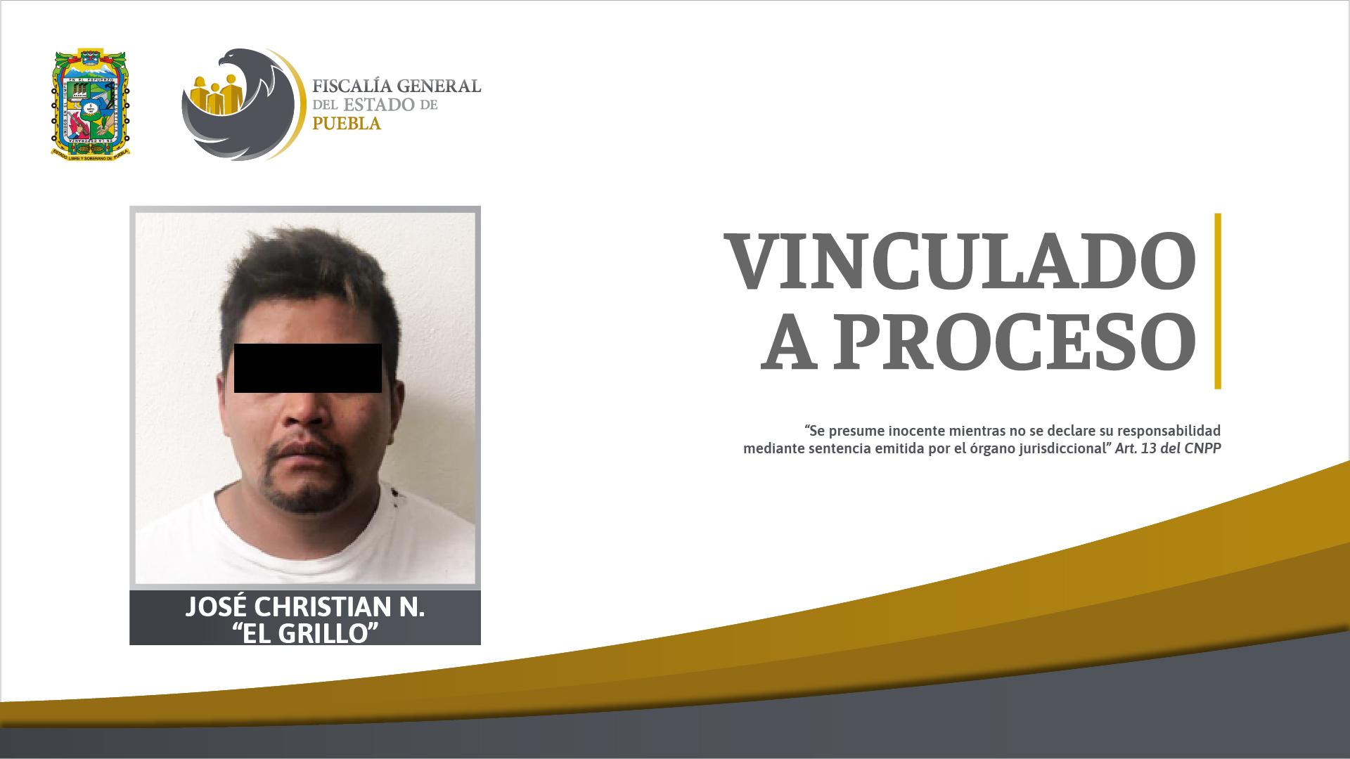 """Fiscalía aporta más pruebas en investigaciones contra """"El Grillo"""""""