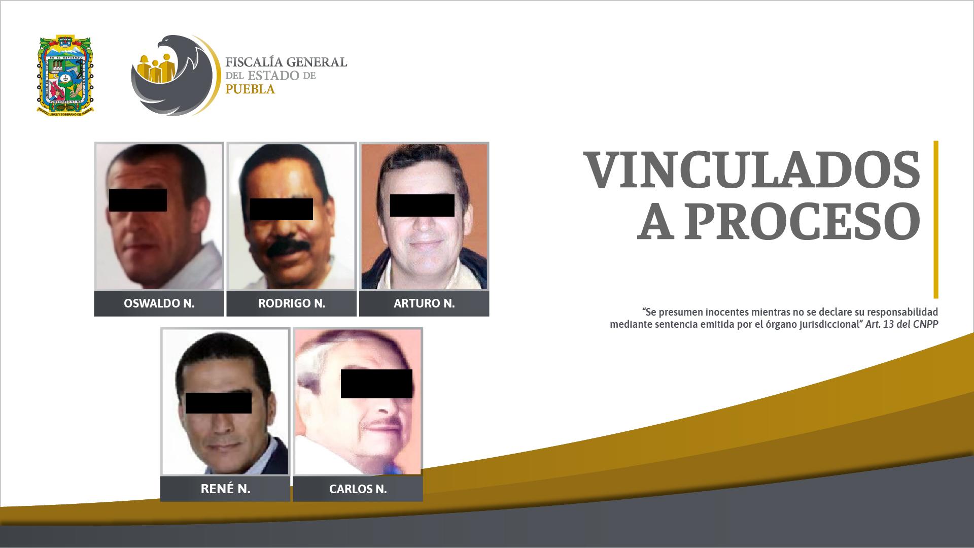 Vinculados a proceso por fraude genérico en Tehuacán