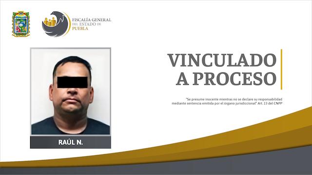 Vinculado a proceso ex director operativo de Seguridad Pública de Ajalpan