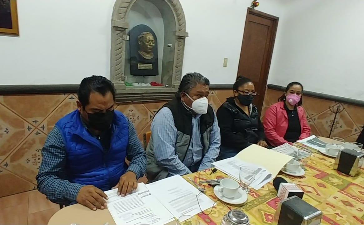 Organización Todos por Tlaxcalancingo pide auditar al ayuntamiento de San Andrés Cholula