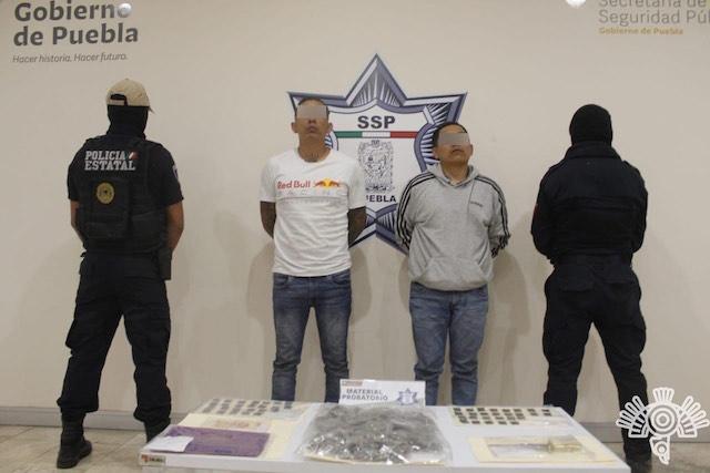 """Policía Estatal detiene a """"El Chido"""" de la 46 Poniente"""