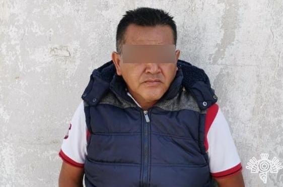 Policías estatal y de Texmelucan capturan a presunto ladrón de combustible