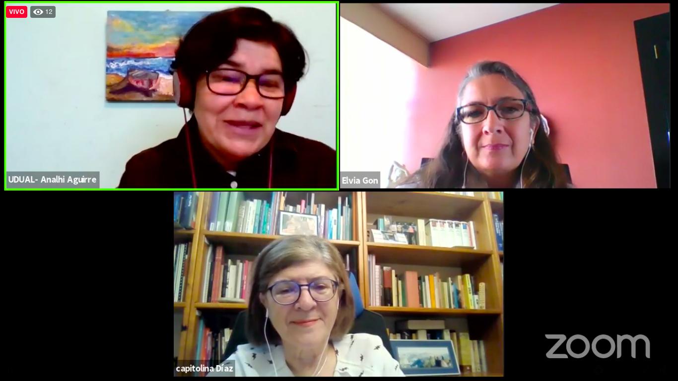 Presentan traductor de lenguaje inclusivo IBERO ante Red Universitaria de Géneros