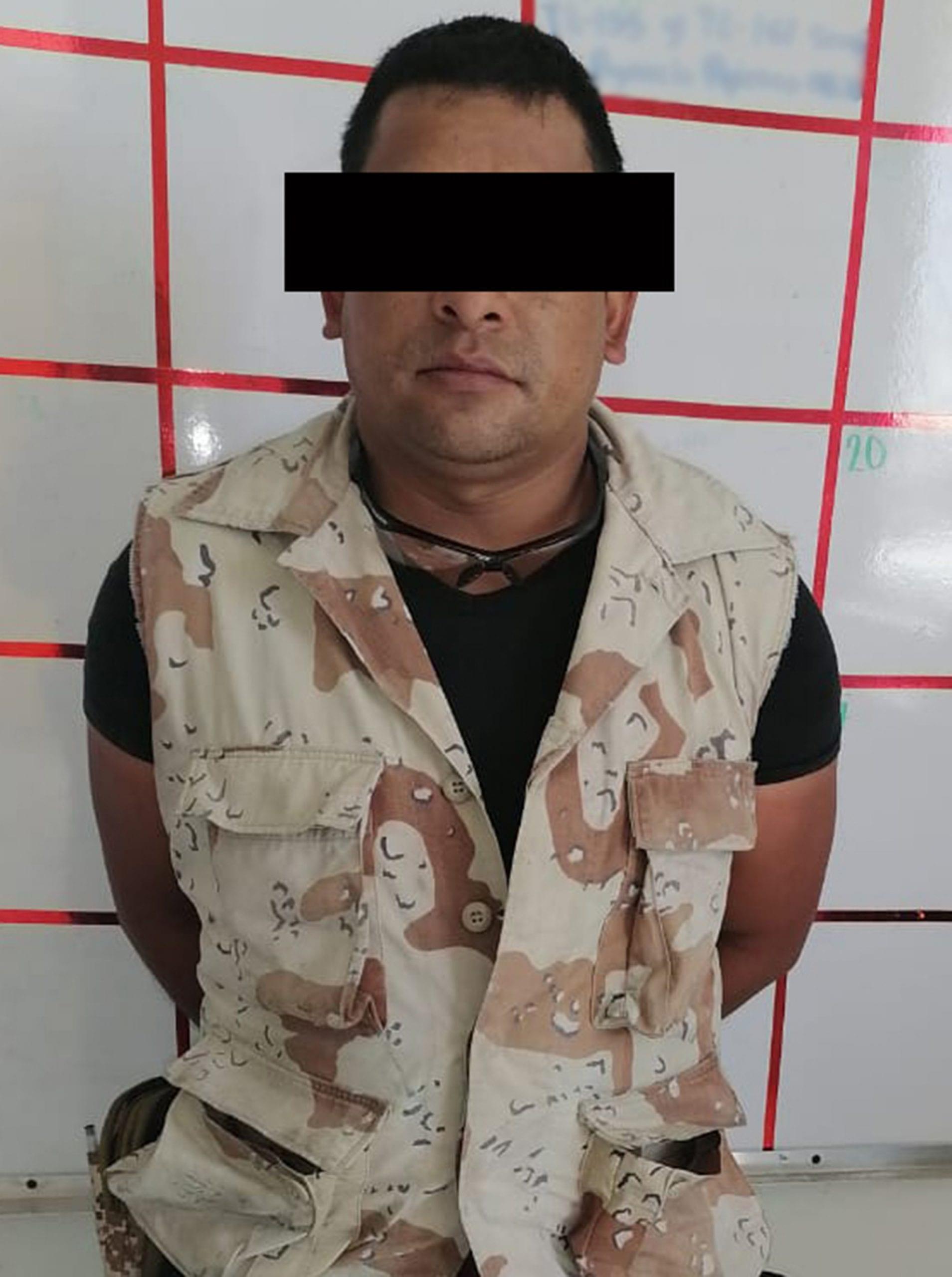 Desde Tlaxcala: Policía Estatal detiene en Tlaxco a una persona armada