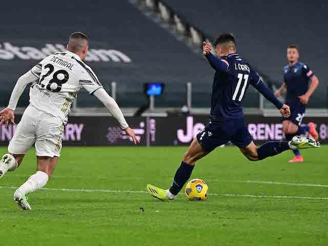 Juventus brilla sin Cristiano ante la Lazio