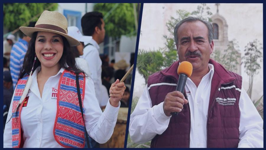A pesar de denuncias ante el IEE, Arturo de Rosas será candidato a la alcaldía de Tecamachalco por el PRD