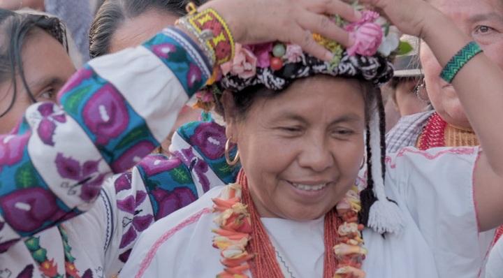 """Ambulante proyectará """"La Vocera"""", documental sobre la primera mujer indígena en aspirar a la presidencia de México"""