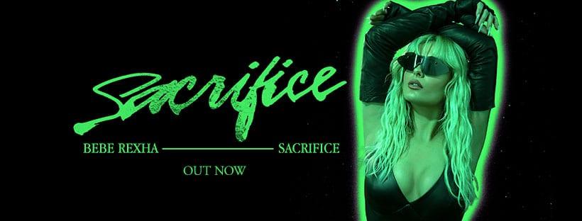 """""""Sacrifice"""" es el nuevo sencillo de Bebe Rexha"""