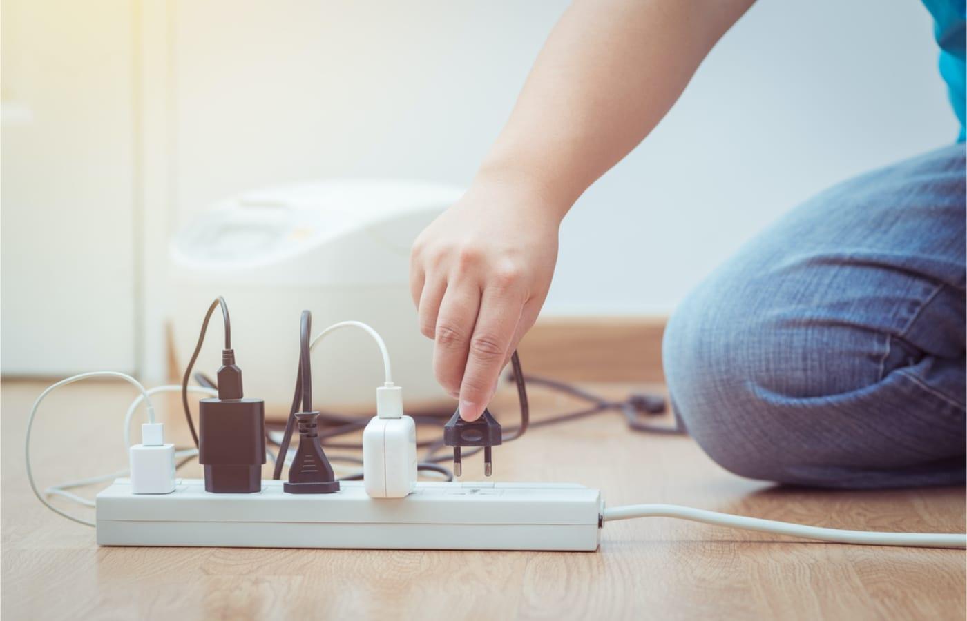 Cómo cuidar tus electrodomésticos ante apagones o variaciones de voltaje
