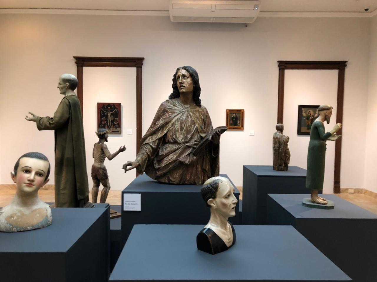 Rally familiar en el Museo Francisco Cossío
