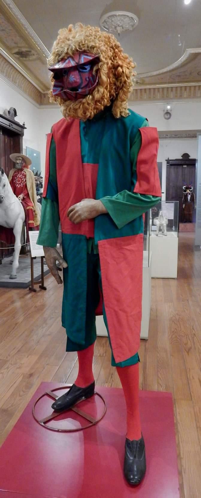 Vestimentas de los archareos
