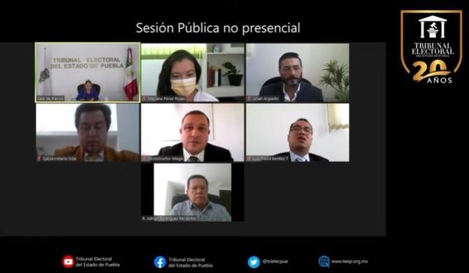 TEEP resuelve un recurso de apelación y dos juicios para la protección de los derechos políticos-electorales de la ciudadanía