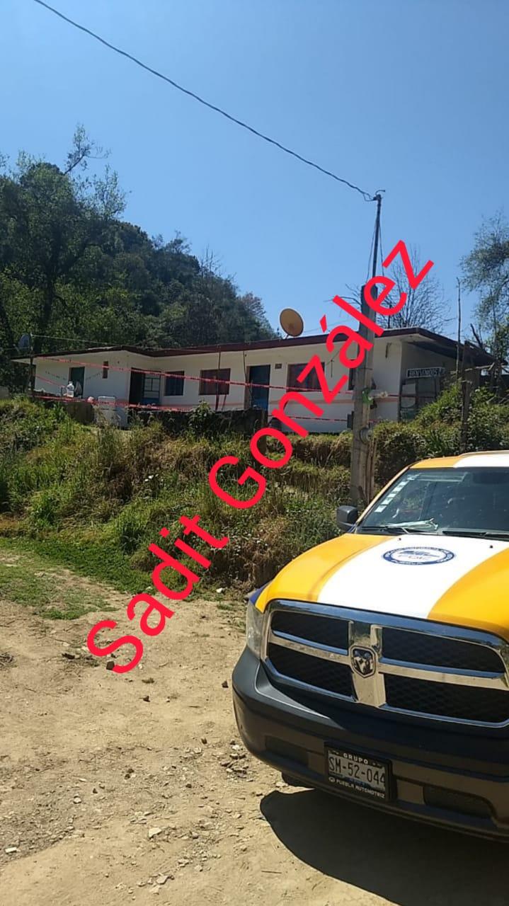 En un presunto robo un ancianito fue asesinado a martillazos en Chignautla