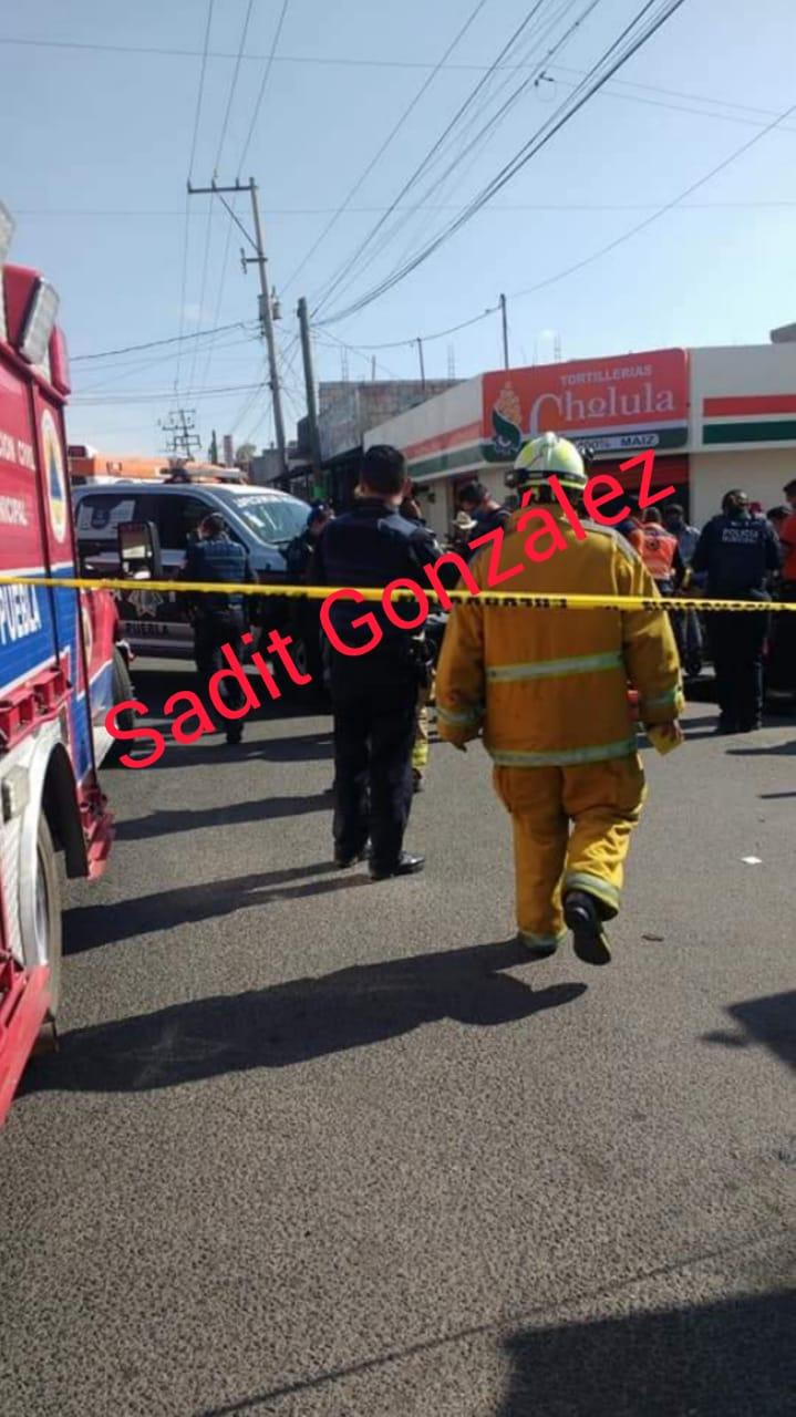 Patrulla municipal atropella a 2 mujeres en motocicleta