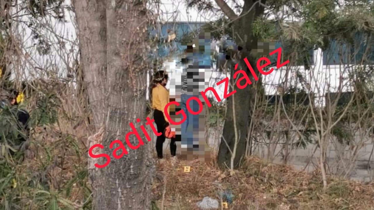 Hombre se quita la vida colgándose de un árbol en Cuautlancingo