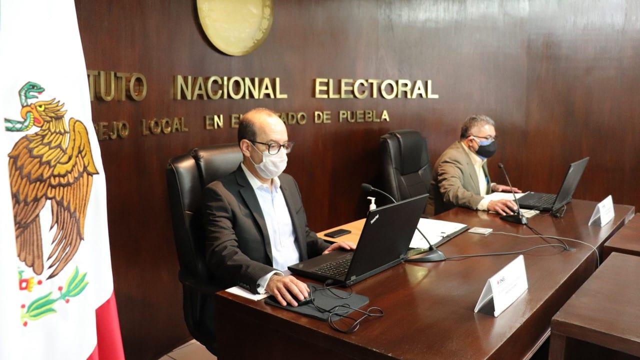 Inicia registro de candidaturas a Diputaciones Federales en el INE Puebla