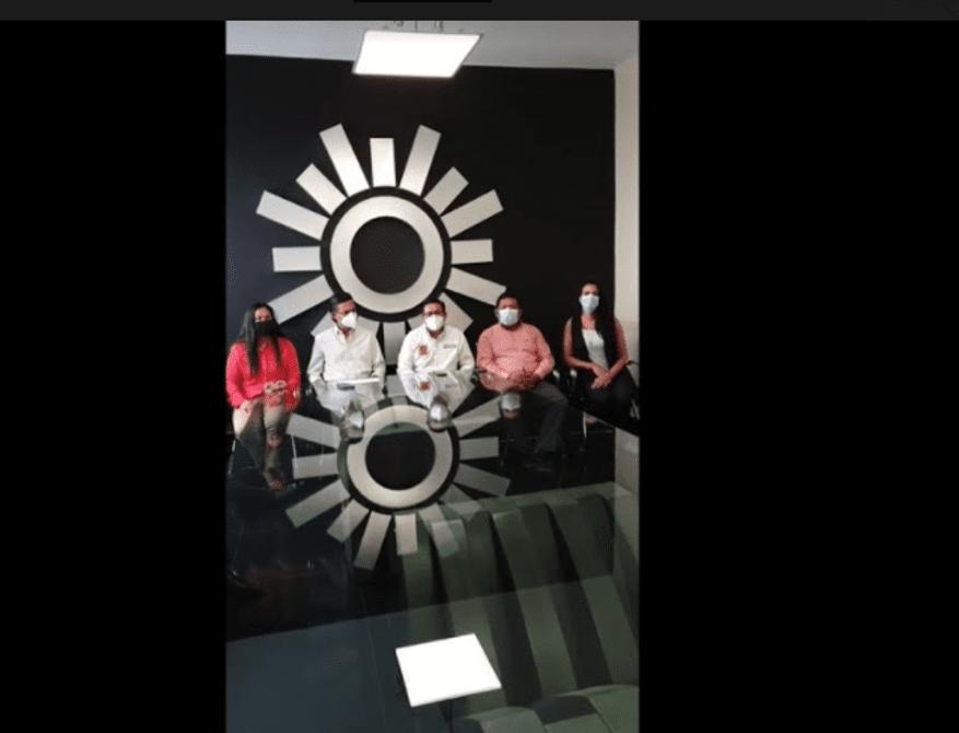 Presenta el PRD a sus candidatos a diputados locales