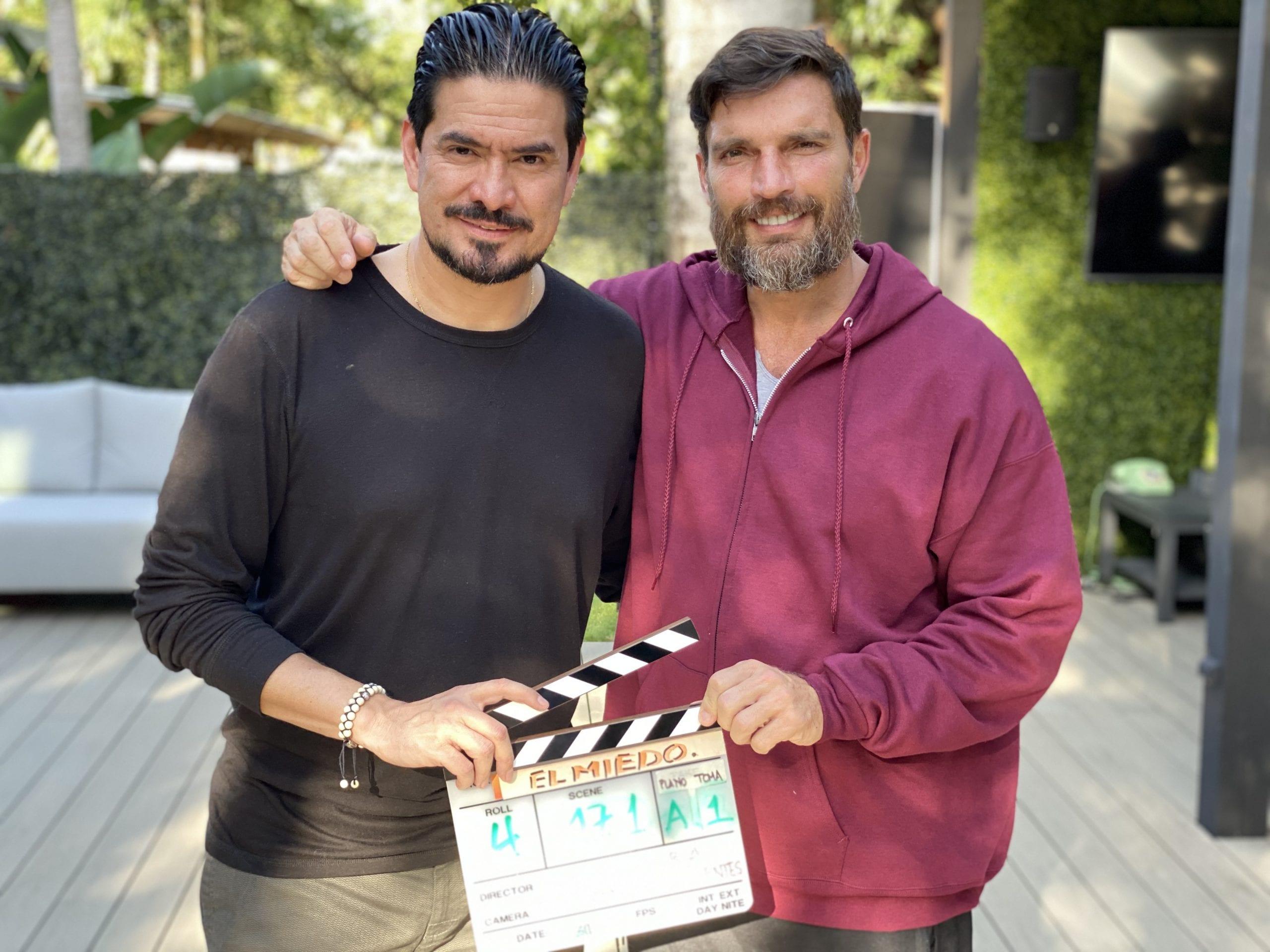 """El cortometraje """"El Miedo"""" de Julián Gil recibe dos nominaciones a los EMMY Suncoast Regional"""""""