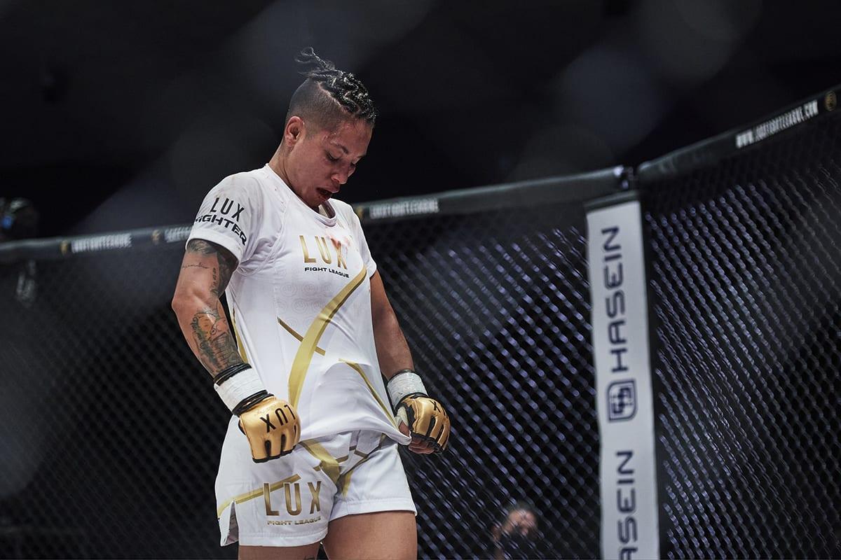 Está lista Ale Orozco para pelea semifinal de Guerreras LUX ante Saray Orozco