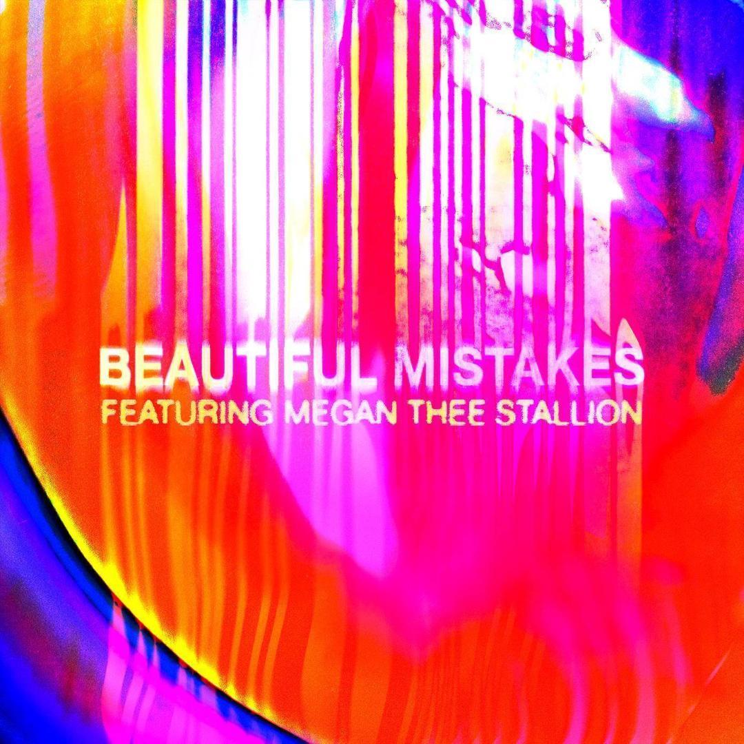 """Maroon 5 estrenó su nuevo sencillo """"Beautiful Mistakes"""" al lado de Megan Thee Stallion"""