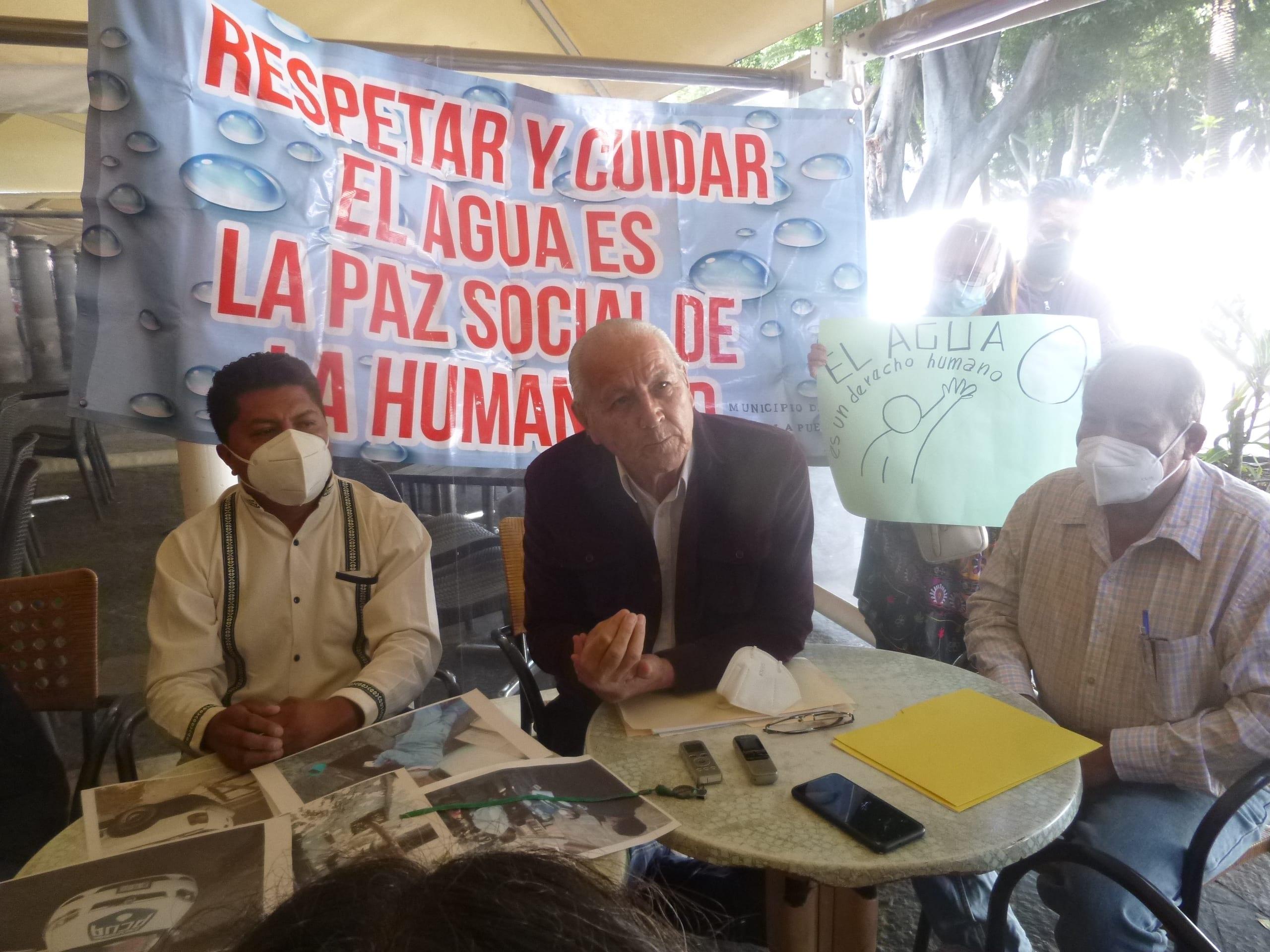 Las dependencias que vigilan las descargas de agua contaminada en los ríos están de ornato, afirma Francisco Castillo Montemayor