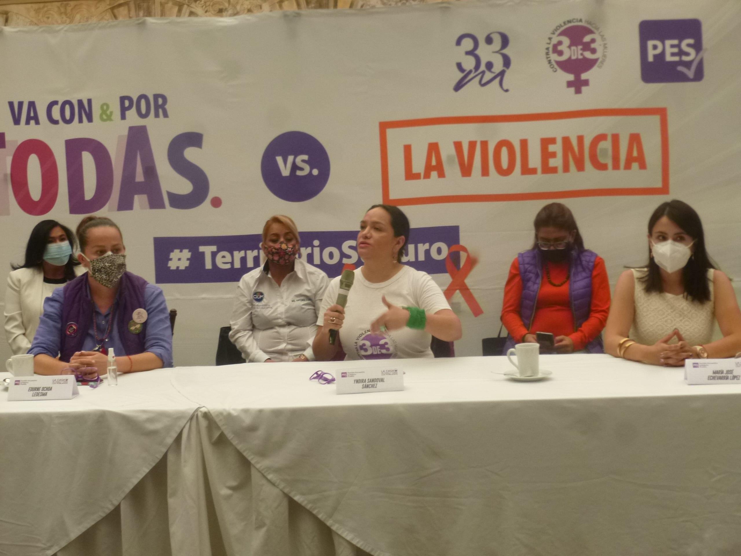 Asociación civil pone en marcha experimento para medir el nivel de violencia contra las mujeres