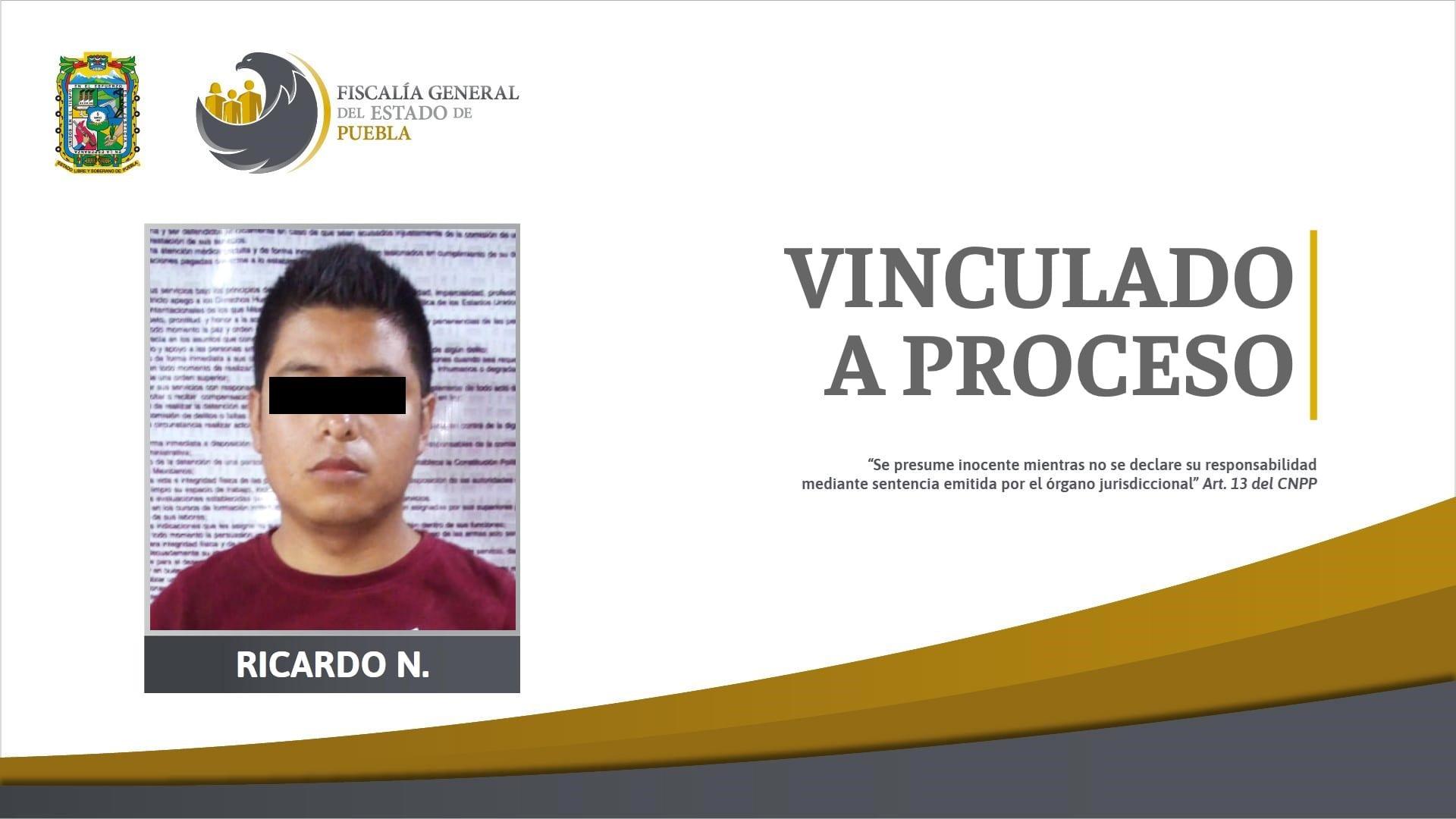 Vinculado a proceso por abuso sexual de su vecina en Zacapoaxtla