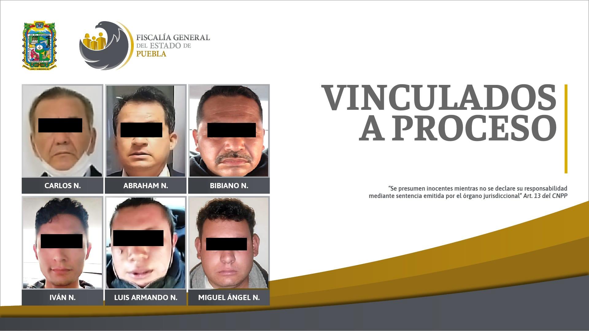 Vinculados a proceso por la evasión de un preso en Zacatlán