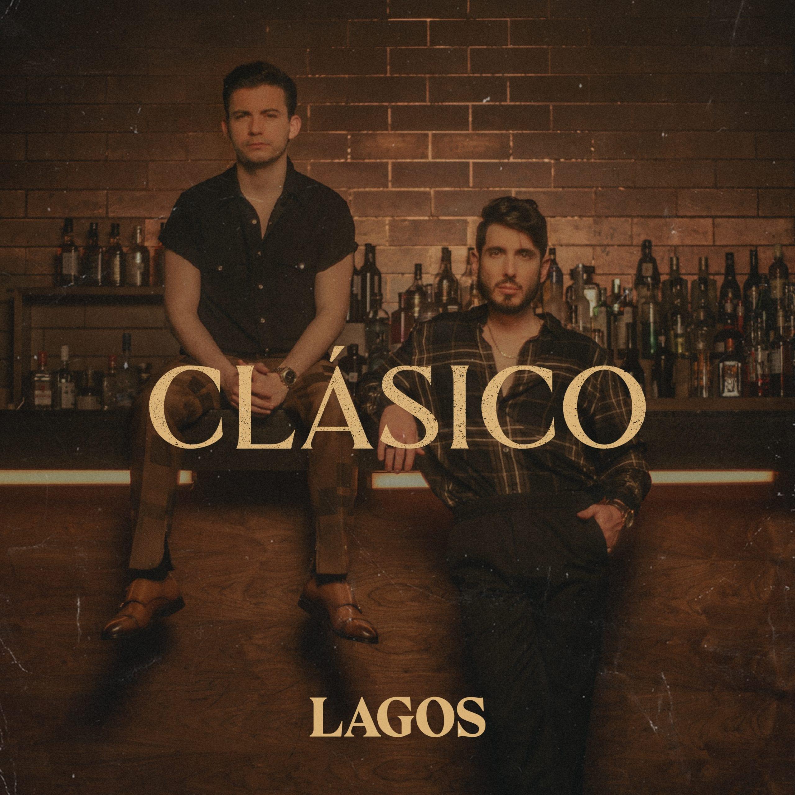 """Lagos presentó """"Clásico"""", su nuevo sencillo"""