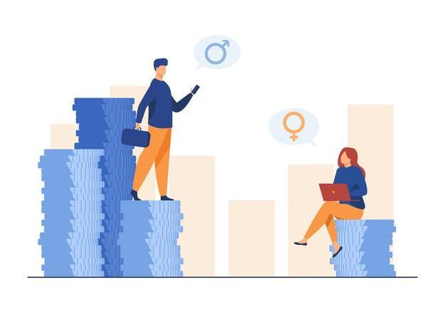 Desigualdad financiera, una razón más para levantar la voz