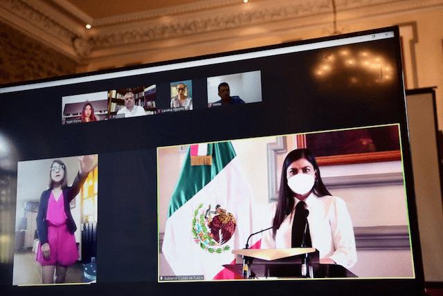 Designan a Miriam García Toquero como nueva encargada de despacho de Juventud