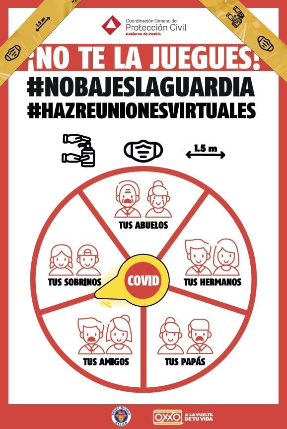Campaña No Te La Juegues – Grupo Modelo y OXXO