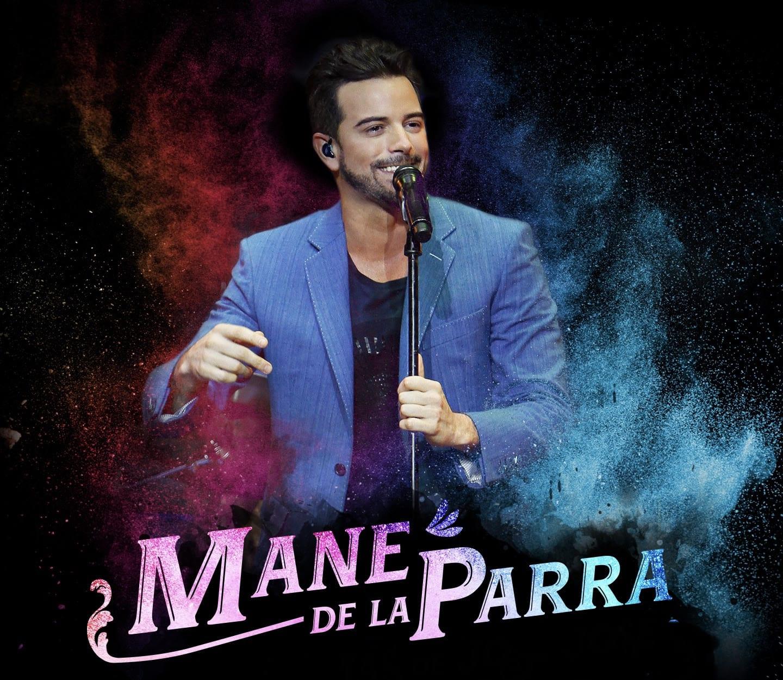 Marco Antonio Solís felicita a Mane De La Parra por el tributo que le dedicó en su concierto