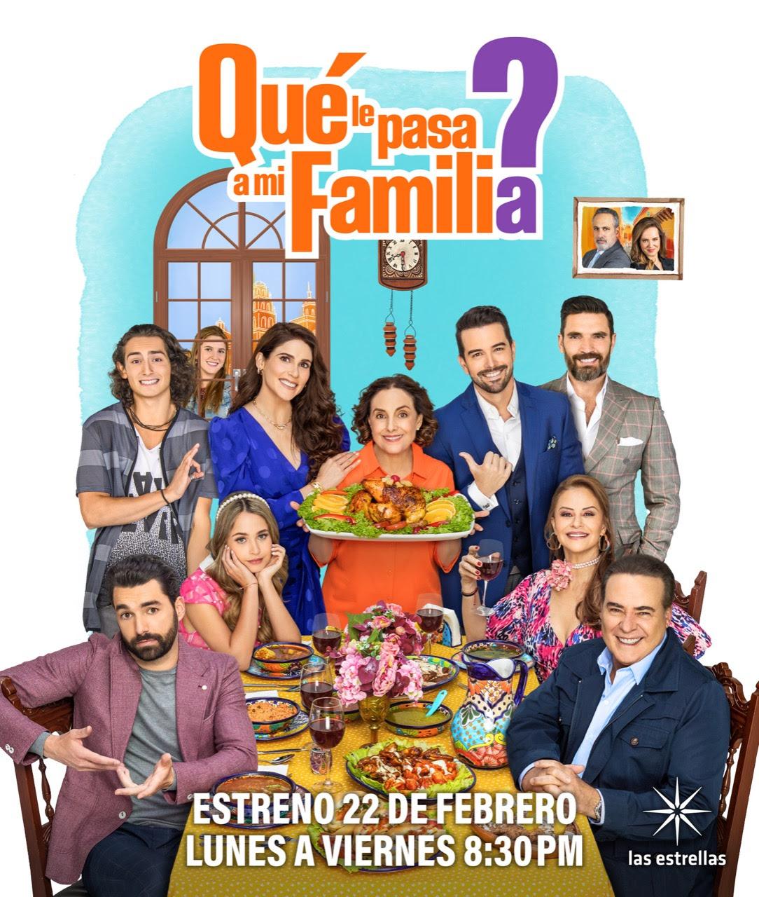 Julián Gil luchará por el amor de su vida en ¿Qué le pasa a mi Familia?