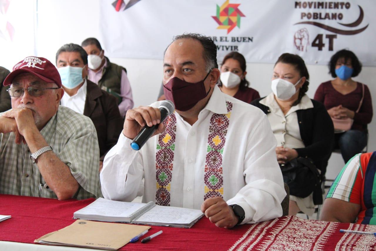 Que Carlos Evangelista explique por qué se colocó a sí mismo como diputado plurinominal, exigen los Méndez Márquez